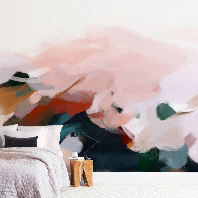 """Avery"" - Non-custom Wall Murals by Parima Studio in beautiful frame options and a variety of sizes."