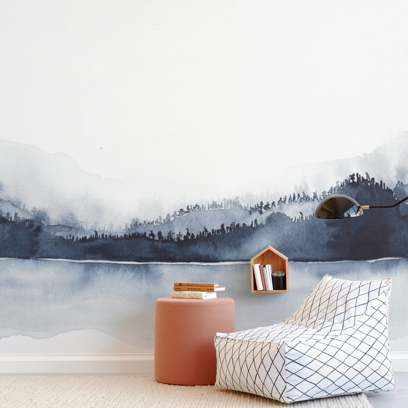 Alaska from Sea Wall Murals