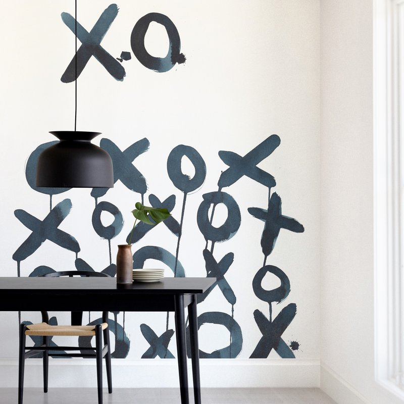 """XO Sol"" - Non-custom Wall Murals by Michelle Owenby Design in beautiful frame options and a variety of sizes."