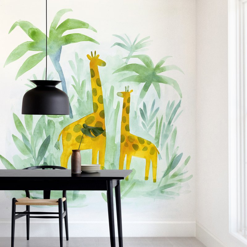 25 Gorgeous Removable Wall Murals From Minted Sweet Paul