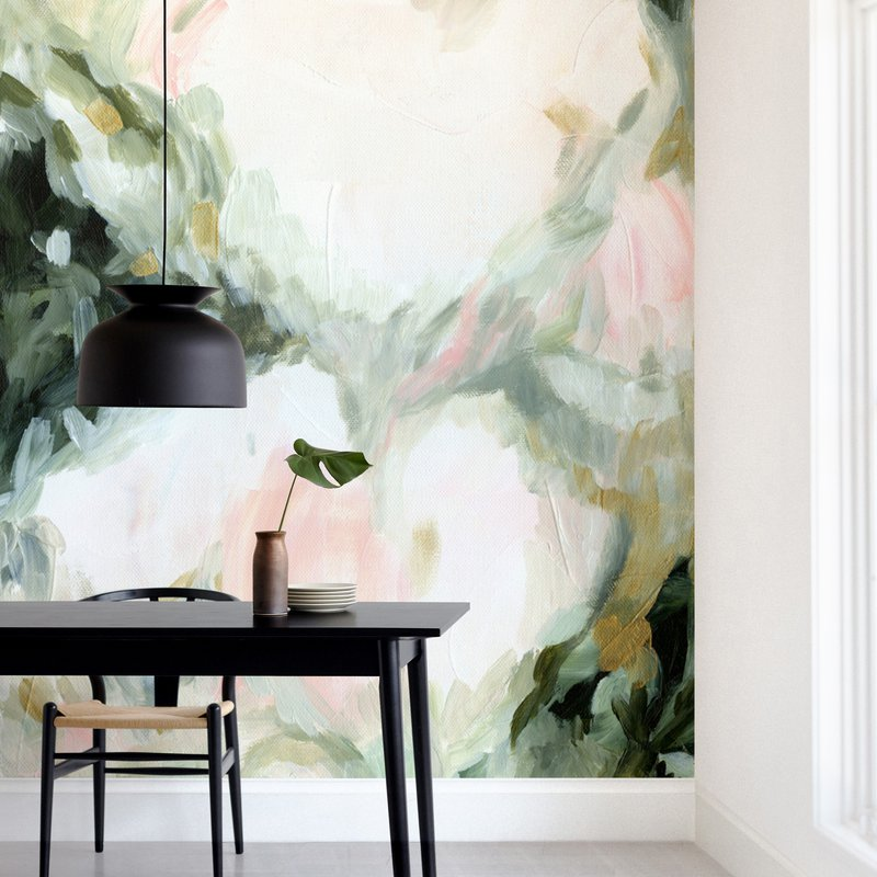 """Mesmerize"" - Non-custom Wall Murals by Melanie Severin in beautiful frame options and a variety of sizes."