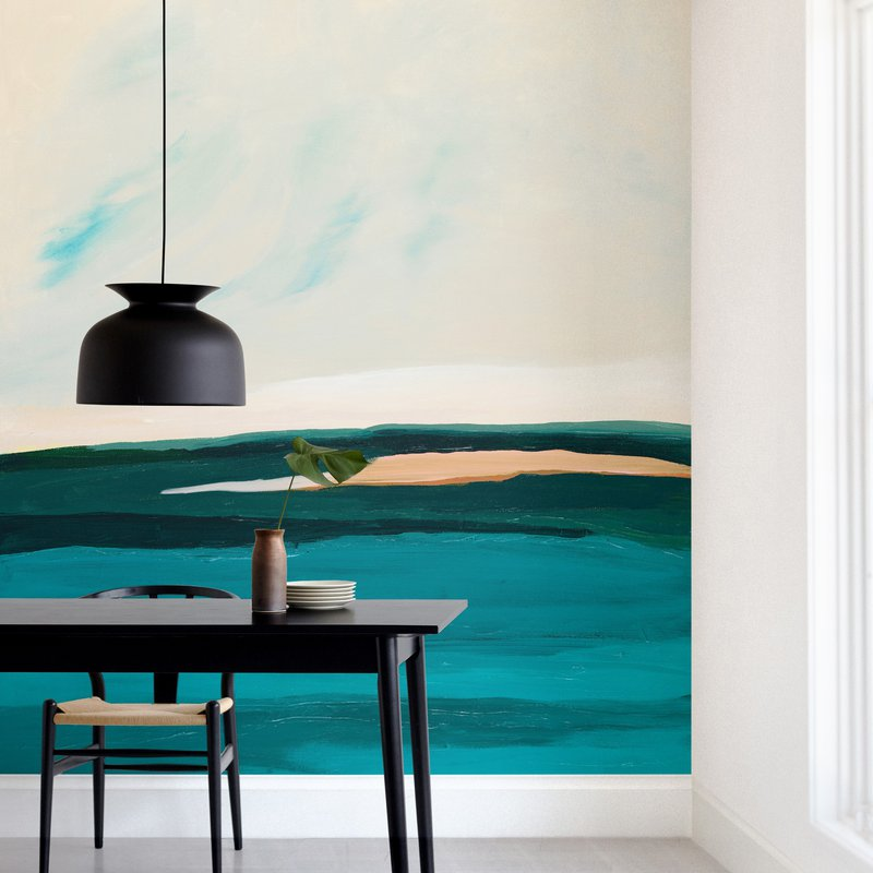 """""""Hawaiian Reef"""" - Non-custom Wall Murals by Caryn Owen in beautiful frame options and a variety of sizes."""