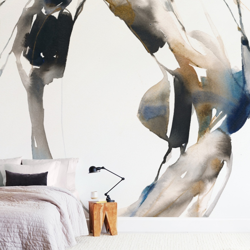 """""""Surrounding"""" - Non-custom Wall Murals by Michelle Lee in beautiful frame options and a variety of sizes."""