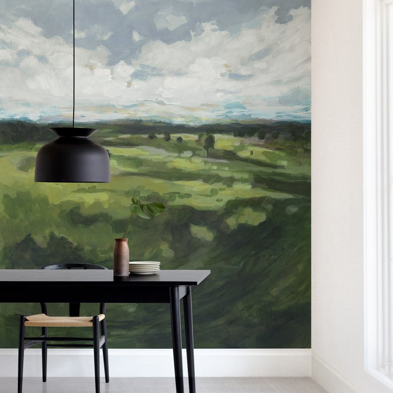 """Tomah"" - Non-custom Wall Murals by Lorent and Leif in beautiful frame options and a variety of sizes."