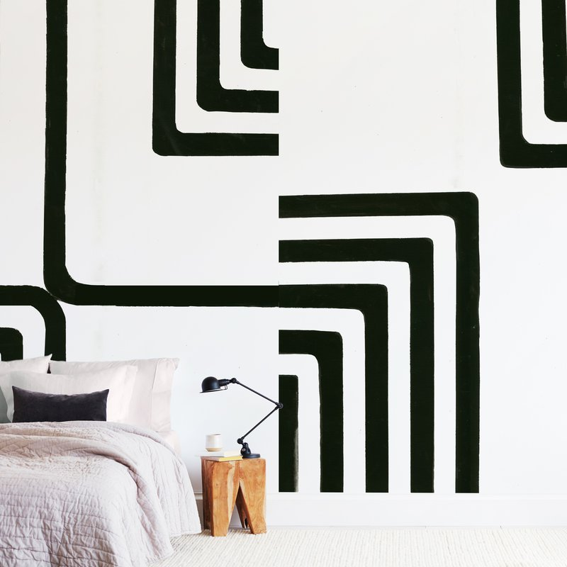"""Edges"" - Non-custom Wall Murals by Bethania Lima in beautiful frame options and a variety of sizes."