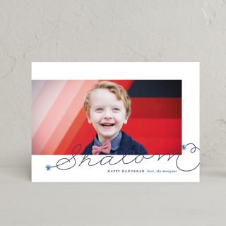 Shalom Hanukkah Petite Cards