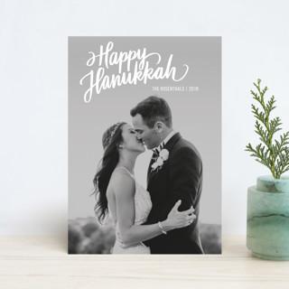 Inscripted Hanukkah Petite Cards