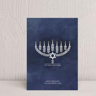 Shining Light Hanukkah Petite Cards