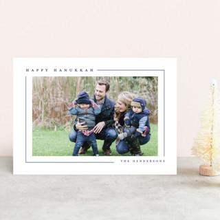 Simply Serene Hanukkah Petite Cards
