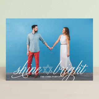 Bright Star Hanukkah Cards