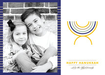Hanukkah Wishes Hanukkah Cards By chica design