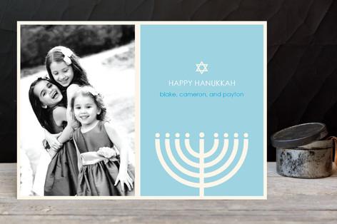 Lucent Hanukkah Cards