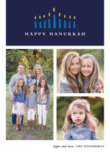 Candlelight Hanukkah Cards By Stacey Meacham