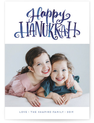 Hanukkah Greetings Hanukkah Cards