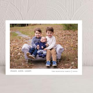 Tiny Blessings Hanukkah Cards
