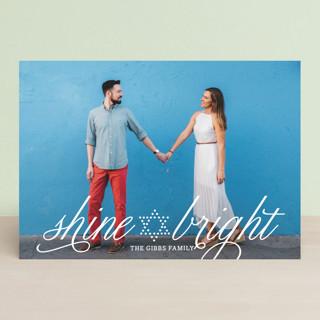 Bright Star Hanukkah Postcards