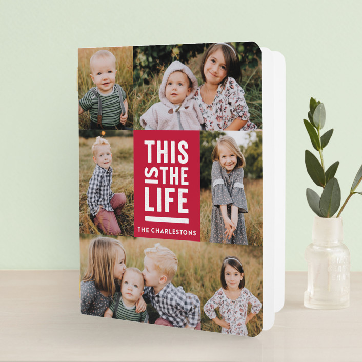 Christmas Booklet The Life
