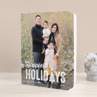 Stamp Holiday Booklette Cards