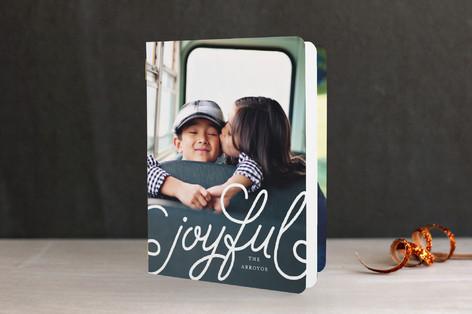 Joyful Joyful Holiday Booklette™ Card