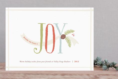 Joy & Felicity Business Holiday Cards