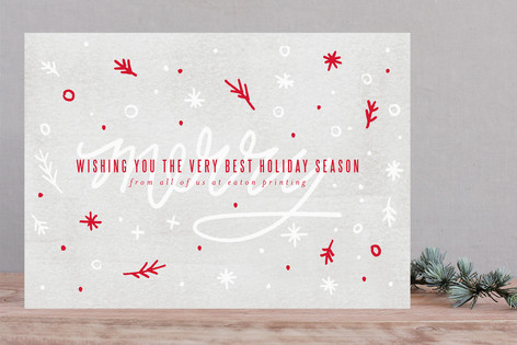 Merryfetti Business Holiday Cards
