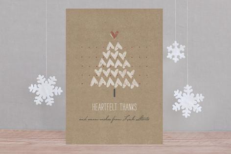 Heartfelt Business Holiday Cards