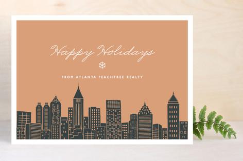 Big City - Atlanta Business Holiday Cards