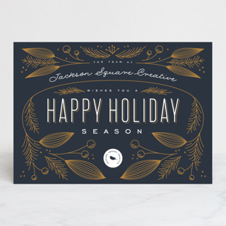 The Season Business Holiday Cards