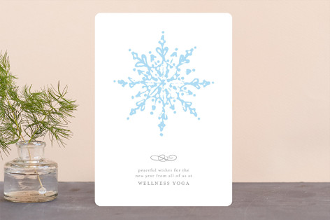 mandala Business Holiday Cards