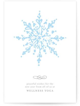 mandala Business Holiday Cards