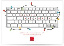 Keyboard Greetings