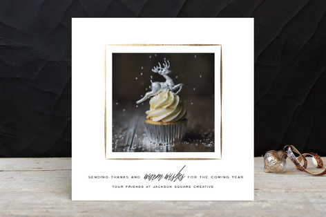 Boxed wishes business holiday cards by ashley rome minted boxed wishes business holiday cards reheart Images