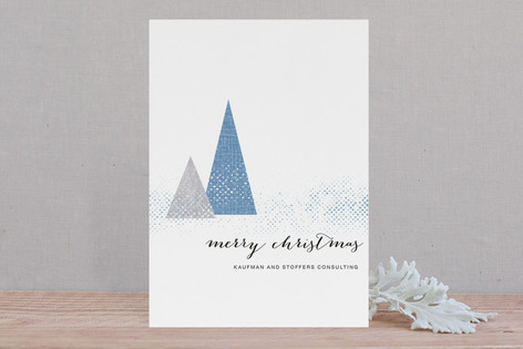 Two Trees Business Holiday Cards