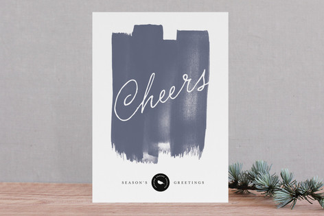 Casual Cheer Business Holiday Cards