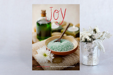 Pride & Joy Business Holiday Cards