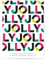 Boldly Jolly by Three Kisses Studio