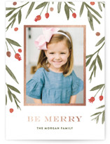 Christmas cards minted hand pressed with real foil reheart Choice Image
