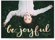 gilded be joyful