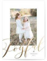Joyful in gold by Benita Crandall
