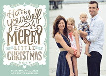 FREE Minted Holiday Foil-Press...
