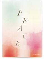 Painterly Peace by nocciola design