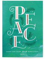 Inline peace by Jennifer Wick