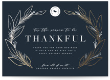Business Corporate Holiday Cards Minted