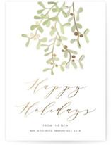 Mistletoe Holiday by Hallie Fischer