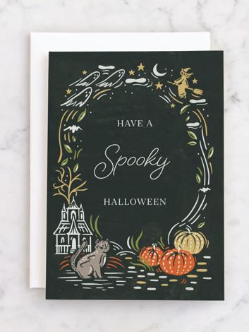 Spooky Frame