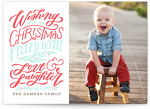 A Christmas of Love & Laughter