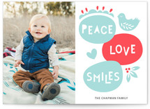 Peace Love Smiles by Ekaterina Romanova