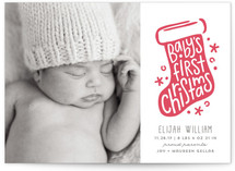 Baby's First Stocking by Laura Hankins