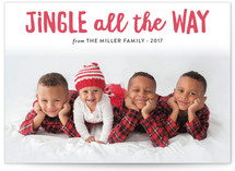 Jingle All the Way by Chasity Smith