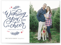 Wishing You Joy and Che... by Kristen Smith